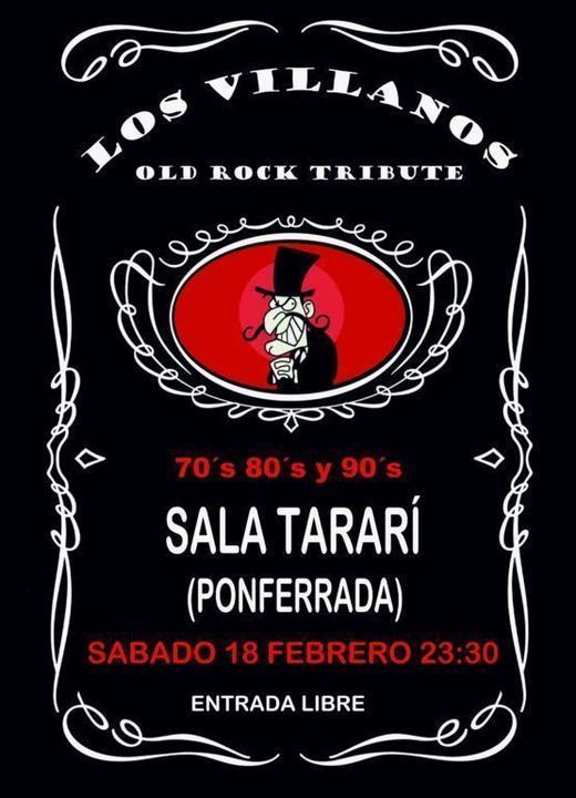 Los Villanos (Tarari-Febrero 2.017 -Blanco y Negro-)