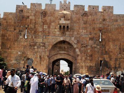 Puerta de los leones (Lions Gate)