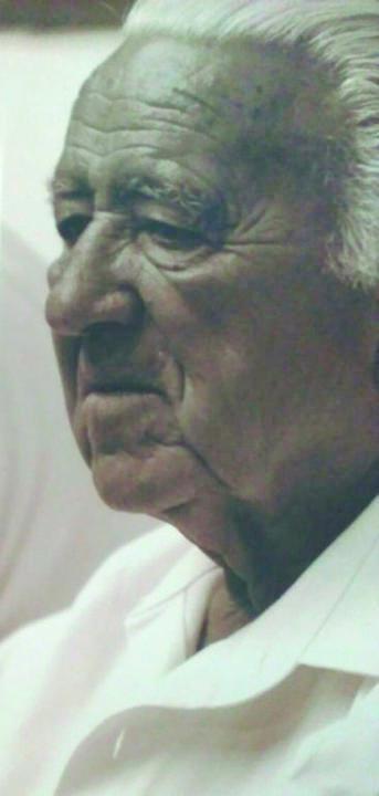 """Antonio Ponce """"El Titi"""" Foto: T. Marcos (Pancho) Libro: León Arena"""