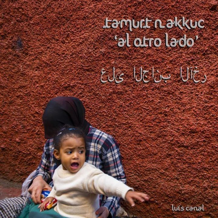 Luis Canal- Tamurt n Akkuc -al otro lado