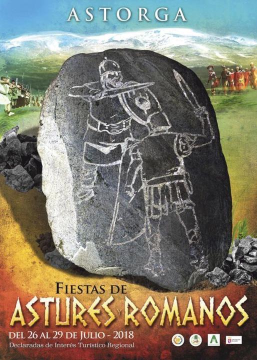 Cartel Astures y Romanos 2018-bueno web