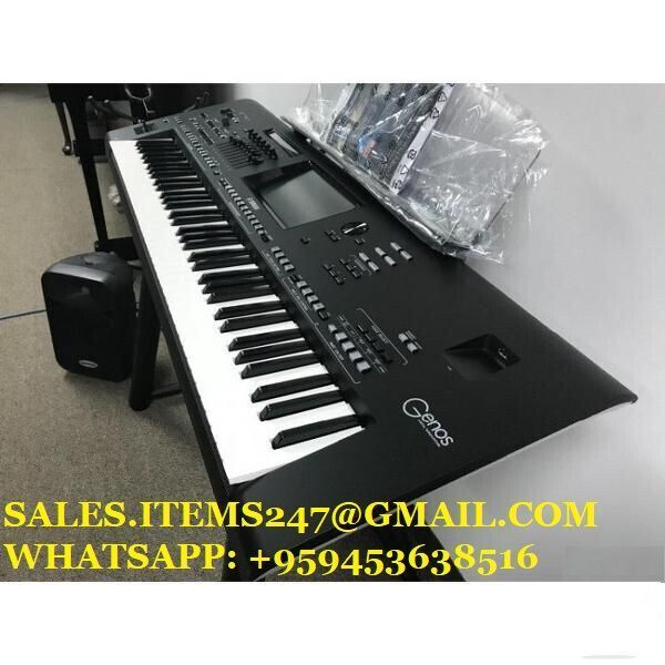 Venta de Yamaha Genos XXL, Pioneer CDJ-2000 NXS2, Korg PA4X, Ketron SD90 / SD60