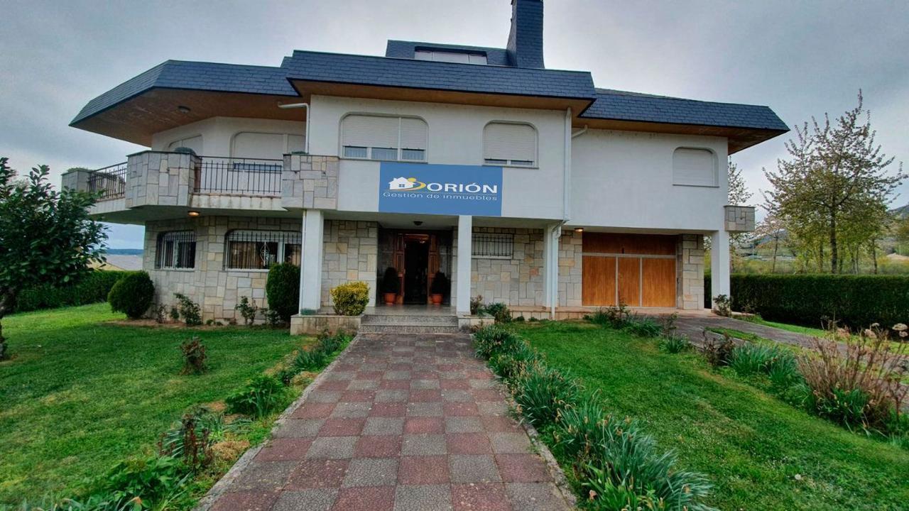 CHALET CON FINCA EN NOCEDA DEL BIERZO - LEON